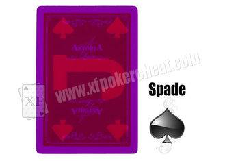 Magic Poker ASTORIA Paper Invisible Playing Cards With Invisible Ink Gambling Cheat