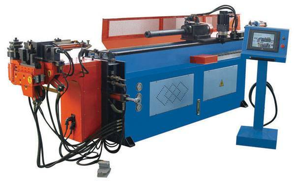CNC Fully Automatic Pipe Bending Machine