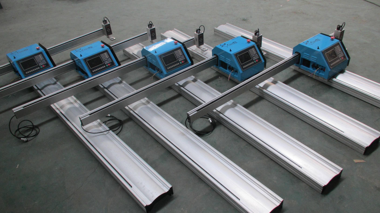 Portable metal cutting machine