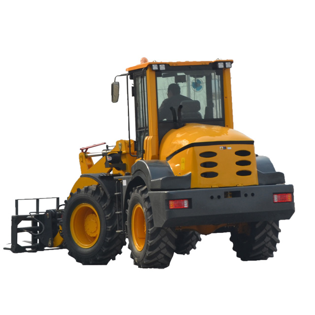 2 tons rated capacity smaller loader best price for sale