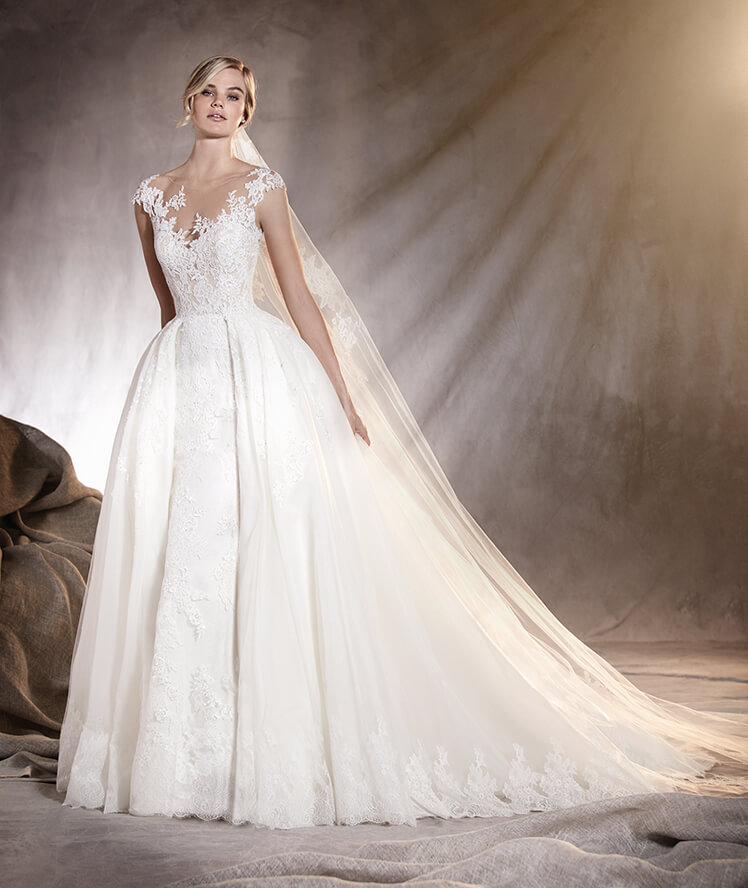 2016 Designer Bride's Wedding Dresses
