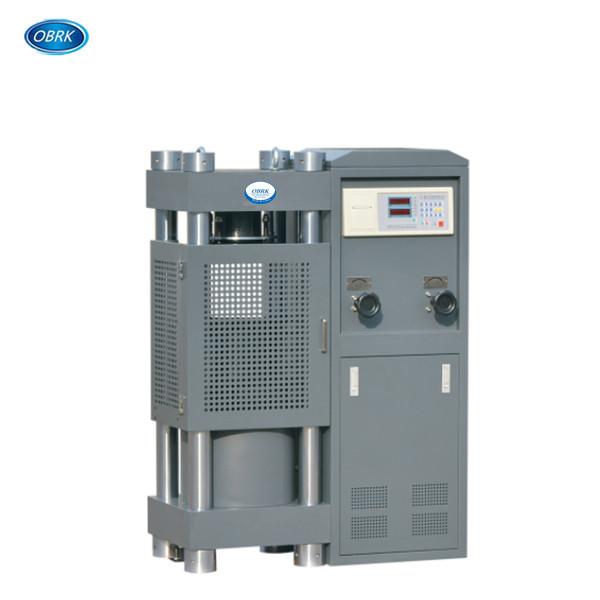 OBRK-2000B High Quality Hydraulic Compression Testing Machine