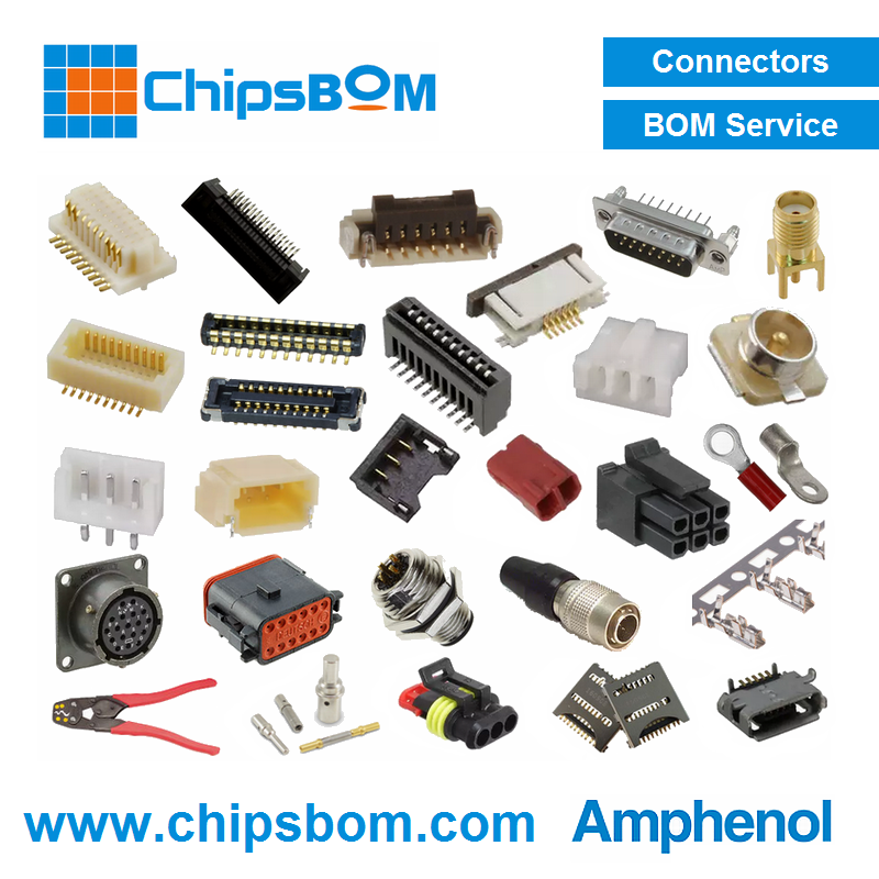 Amphenol Distributor Offer Amphenol Connectors Amphenol USB MUSBK15230 New and Original