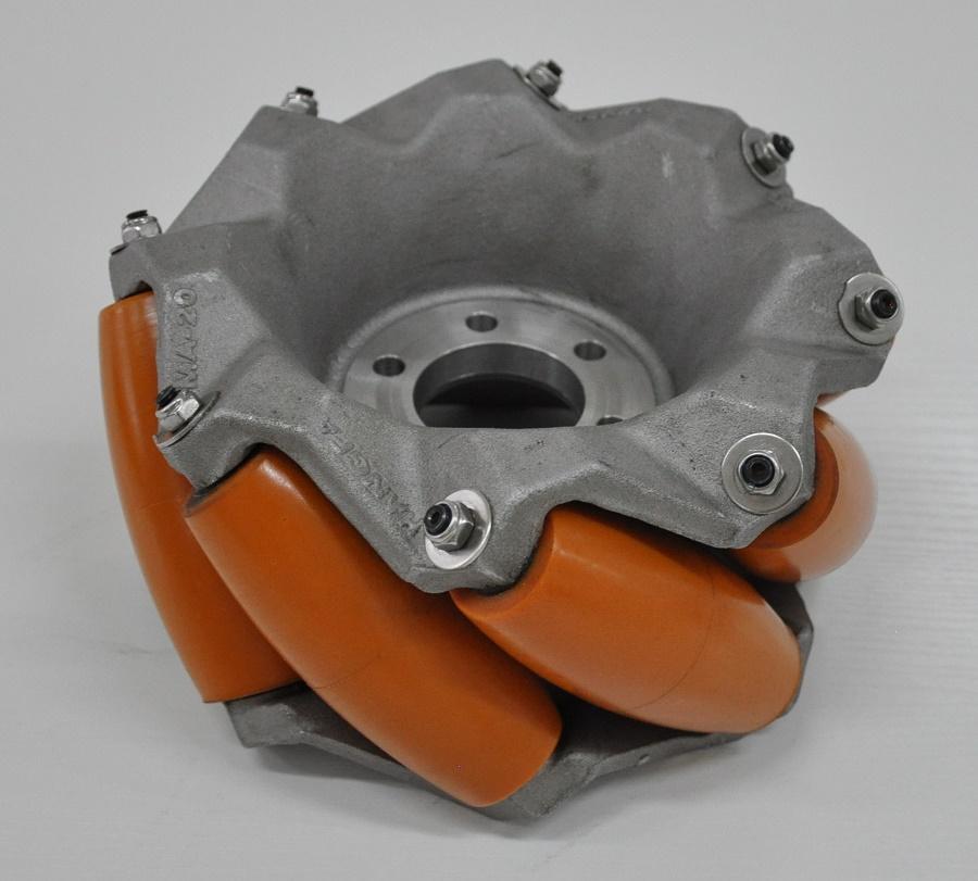 8 inch 240KG payload mecanum wheel for mobile platform/ robot equipment
