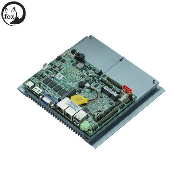 3.5'' Industrial Motherboard with Celeron-U (EPIC-N80_4G VER:1.2)