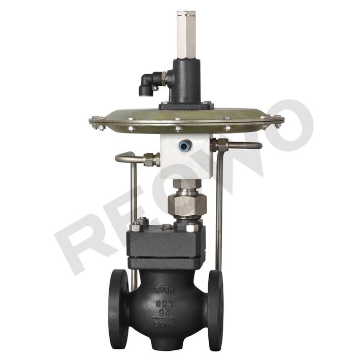 The 30W01 self-operated micro-pressure control valve