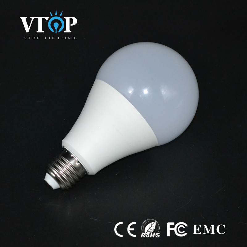 low price e27 r80 9w high power led bulb with CE ROHS