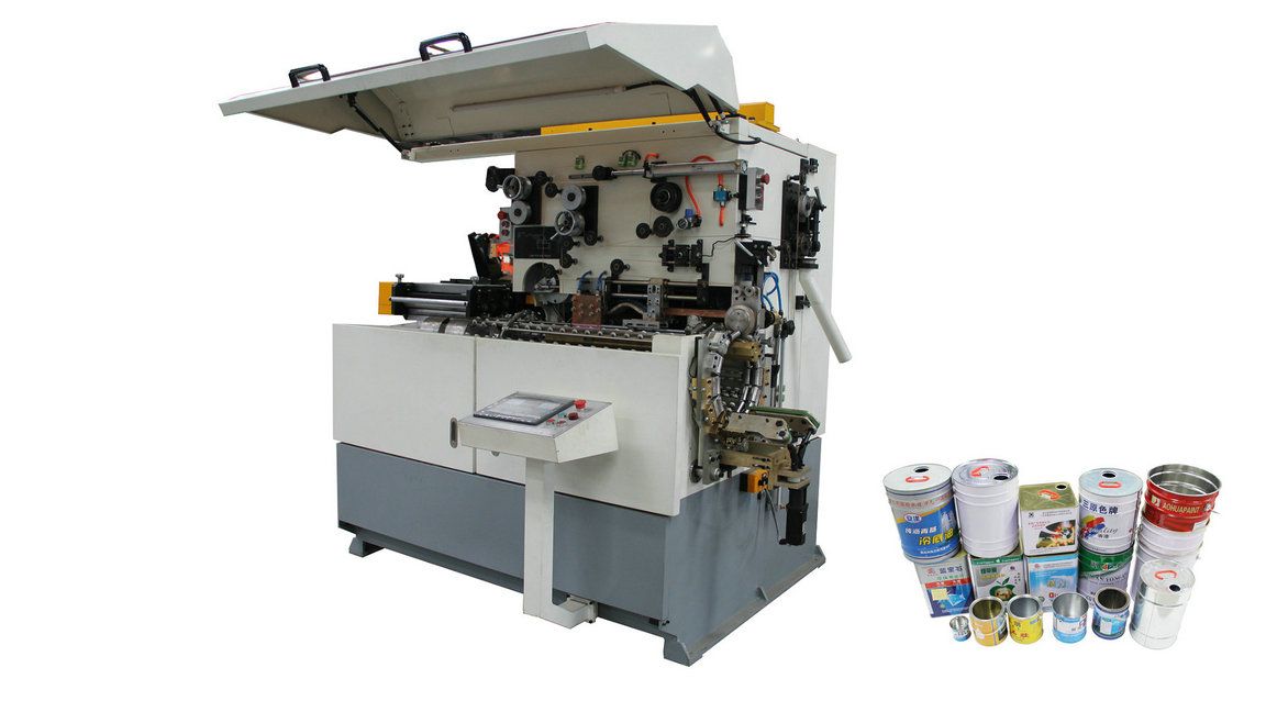 FBZ-40C automatic tin barrel seam welding machine