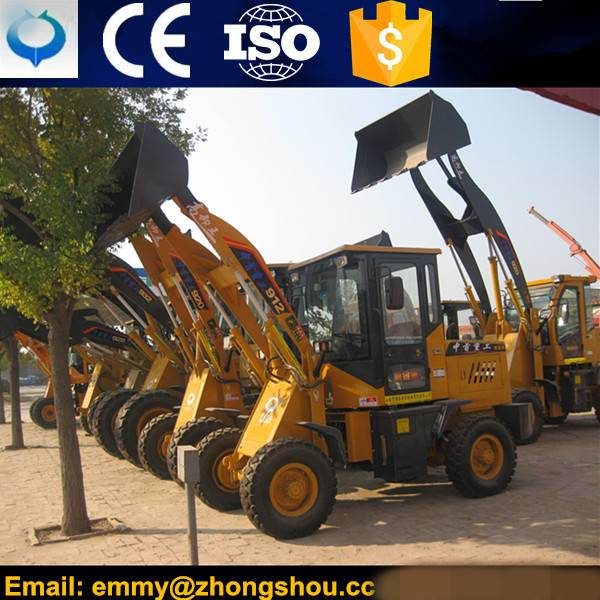 wheel loader 912/small hydraulic wheel loader