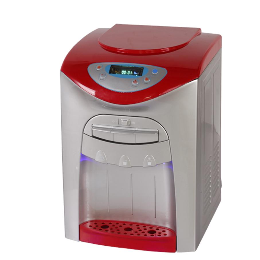 Sparkling Countertop POU water dipsenser,3 temperatures, LED display