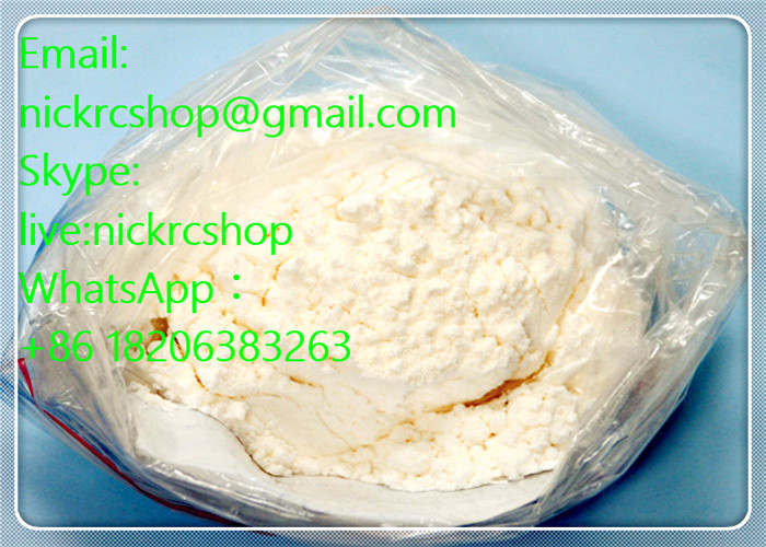 Raw Material Factory Direct Sale White Powder 99.7% Purity Cannabinoids ADBB New Active Research Che