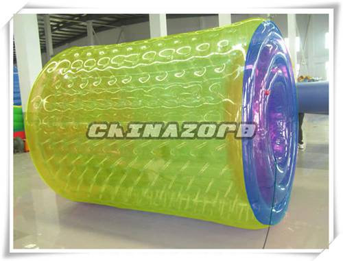 Amazing PVC/TPU inflatable water roller ball on sale