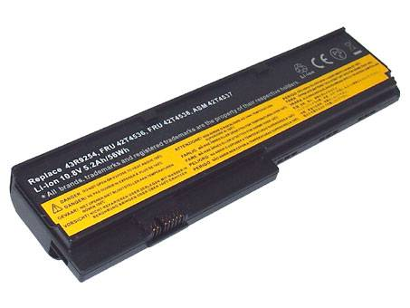 IBM Thinkpad X200 Series Replacement Battery