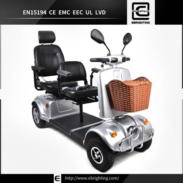 handicapped alibaba BRI-S03 electric scooter with pedalsac