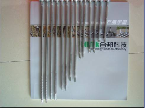 SS410 Long Length Screws For Roofing
