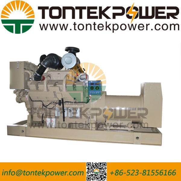 75kW High rpm Marine Diesel Generator with Switch Board