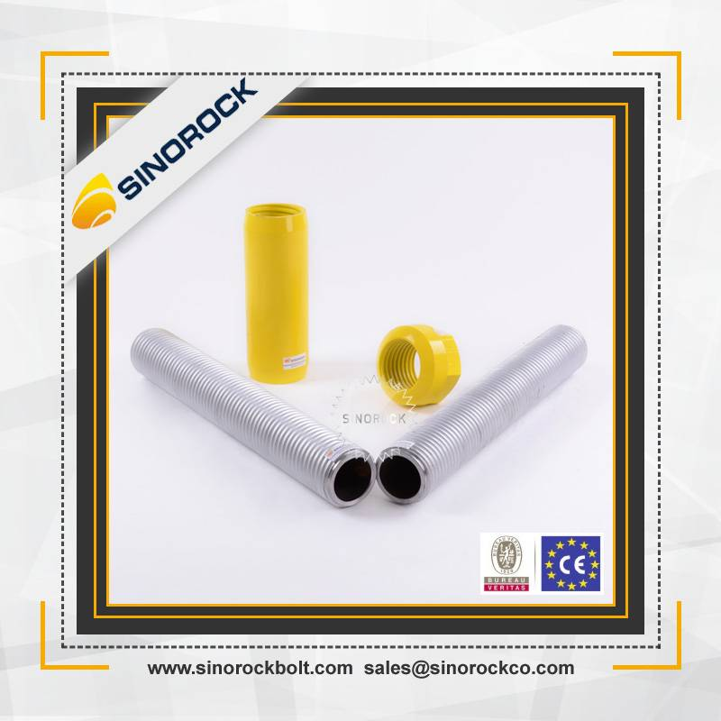 SINOROCK underground tunneling equipment rock anchor bolt