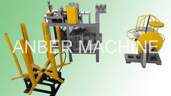 razor type barbed wire machine