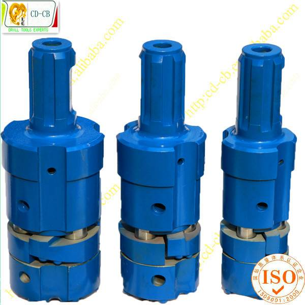 Concentric drilling tools