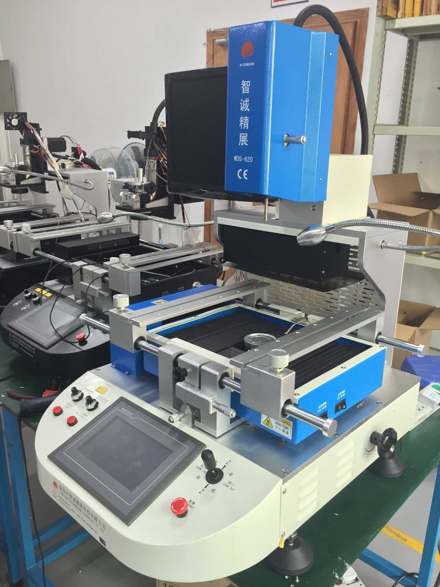 Gameboard Bga Chip Repair WDS-620 Hot Selling Soldering Bga Machine Reballing Bga Machine