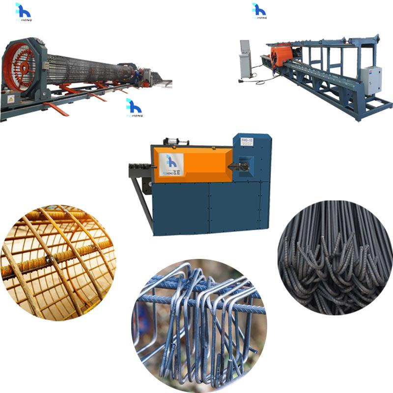 5-12mm round steel bar bending machine