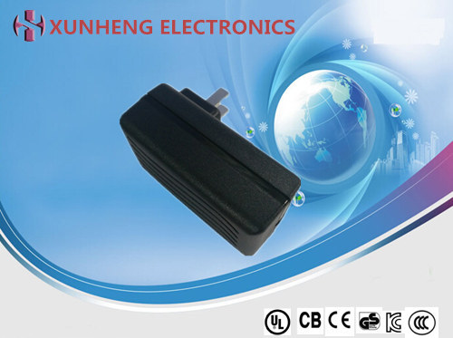 12-18W OEM/ODM customized design high performance power adapter with 6 types of AC plug