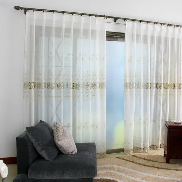 Organza Curtain DAH-SJ0085-1