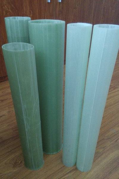 round tree tubes/tree shelters /tree guards for protecting plants