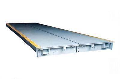 60 ton weighbridge for cargo terminal