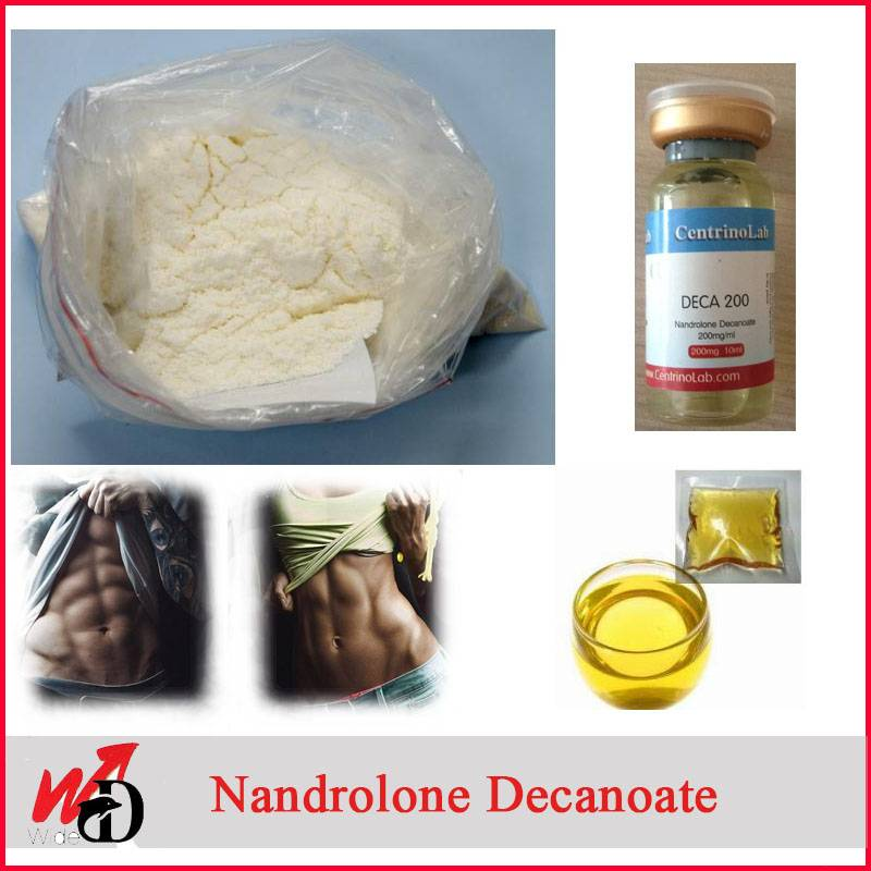99% Purity Anabolic Steroid Powrder Nandrolone Decanoate Steroid