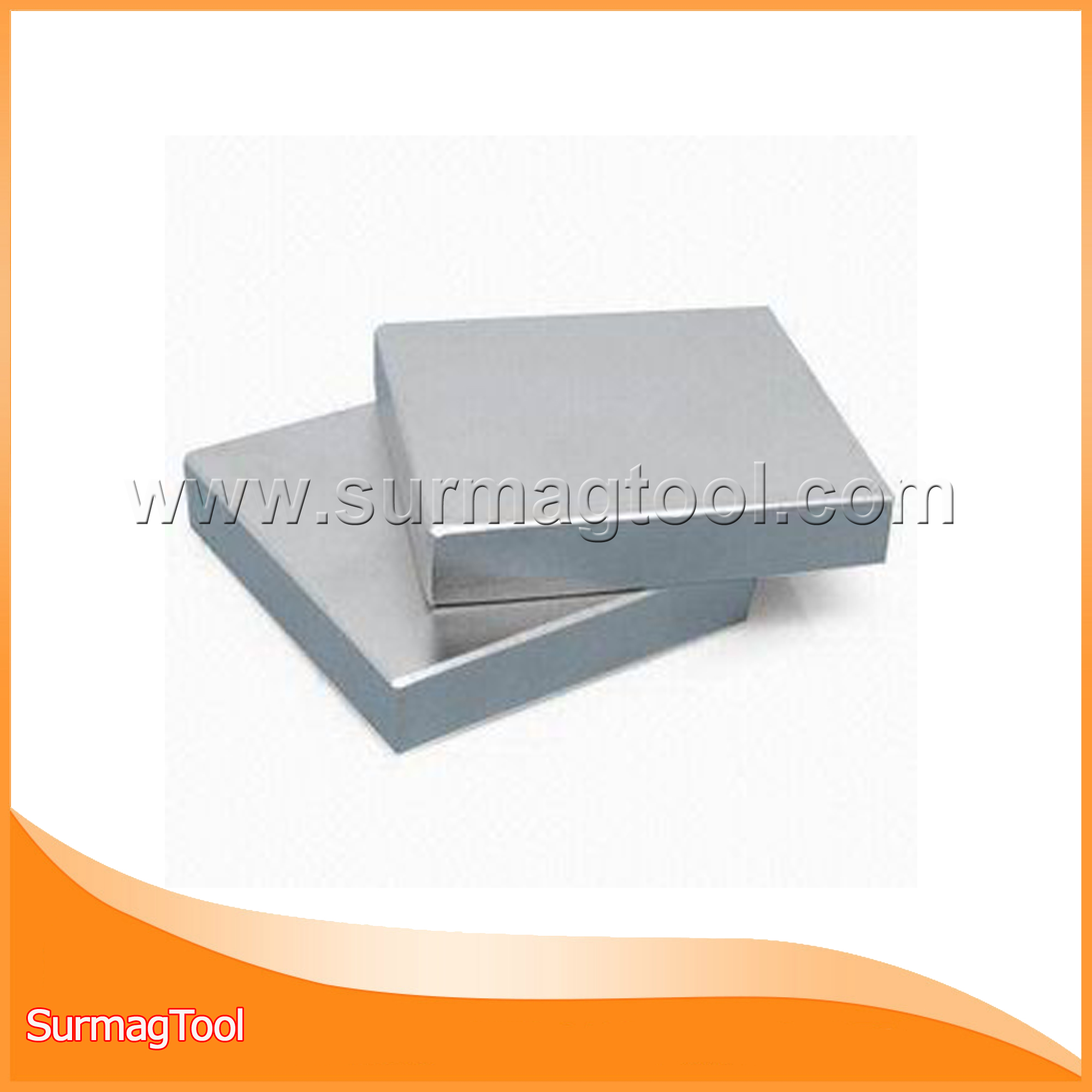 Strong sqaure ndfeb/neodymium magnets