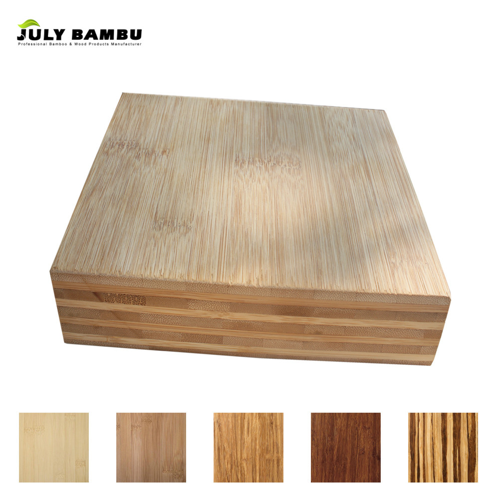 Factory Price Furniture used 19mm Bamboo wood Sheets