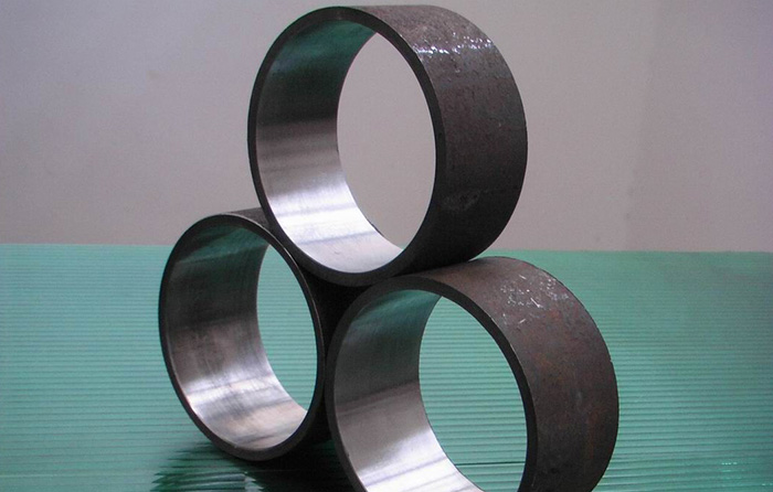 Pipe steel composite panels