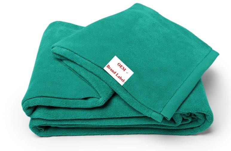 Microfiber Hot  Yoga Mat/ Towel