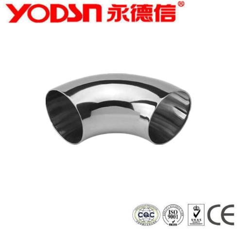 Sanitary Stainless steel Food Grade Elbow