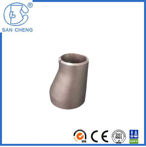Professional Casting Pipe Fittings Stainless Steel Weld Eccentric Reducer Coupling