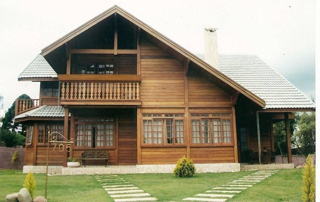 Kits de casas pre fabricadas em madeira l o n for Kit casa icf