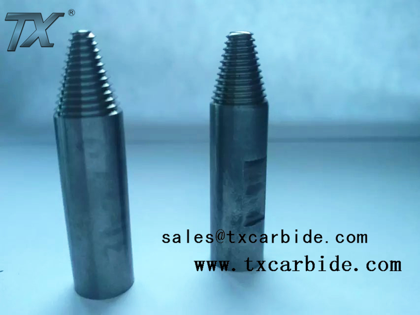 Tungsten Carbide Mixing Materials Needle