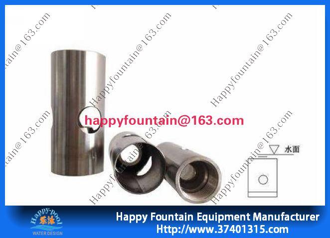 Music Water Fountain Foam Nozzle