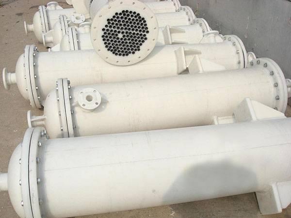 polypropylene heat exchanger
