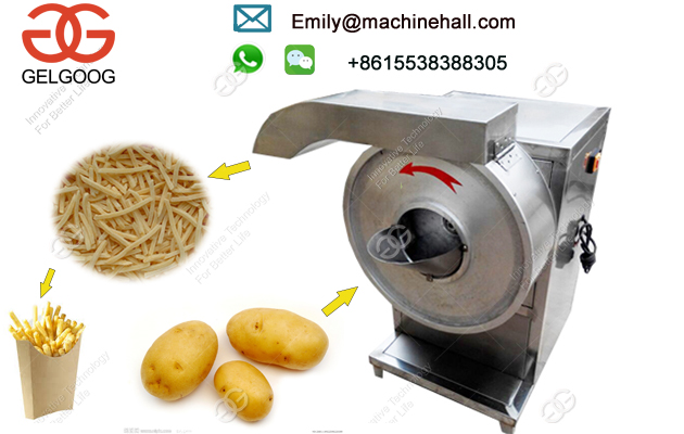 Commercial French Fries Cutting Machine|French Fries Cutter Equipment For Sale|Potato Cutting Machin