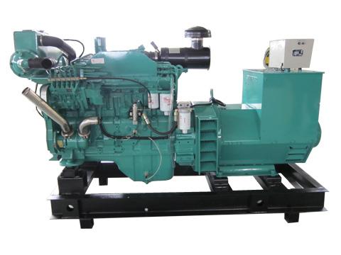 75KVA diesel generator set