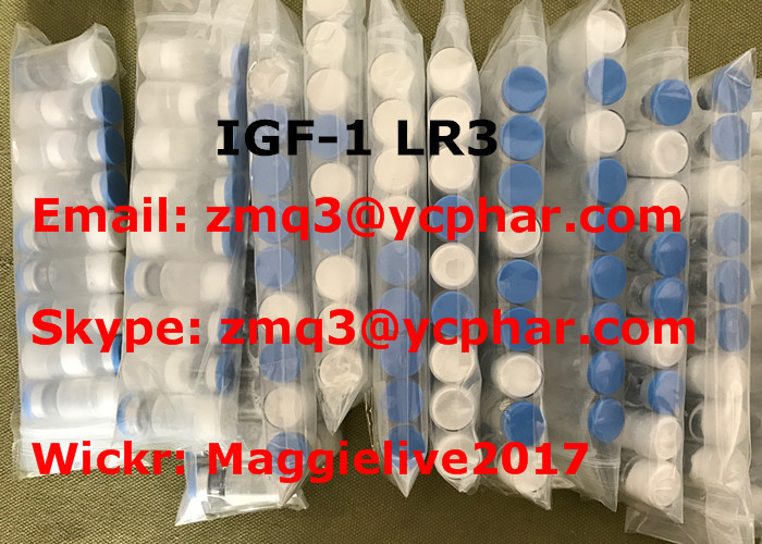 Human Growth Hormone IGF LR3 -1 for Gaining Muscle / Losing Fat
