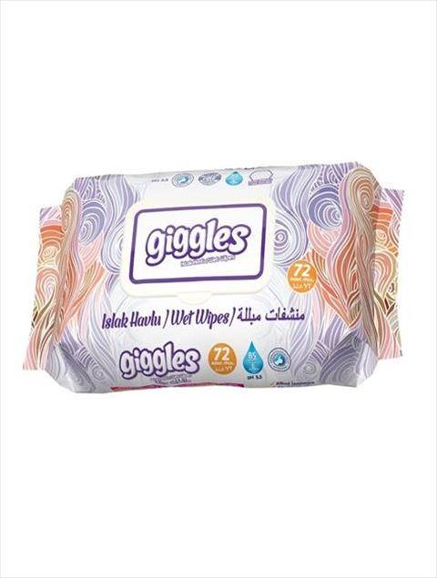 Giggles Wet Wipes