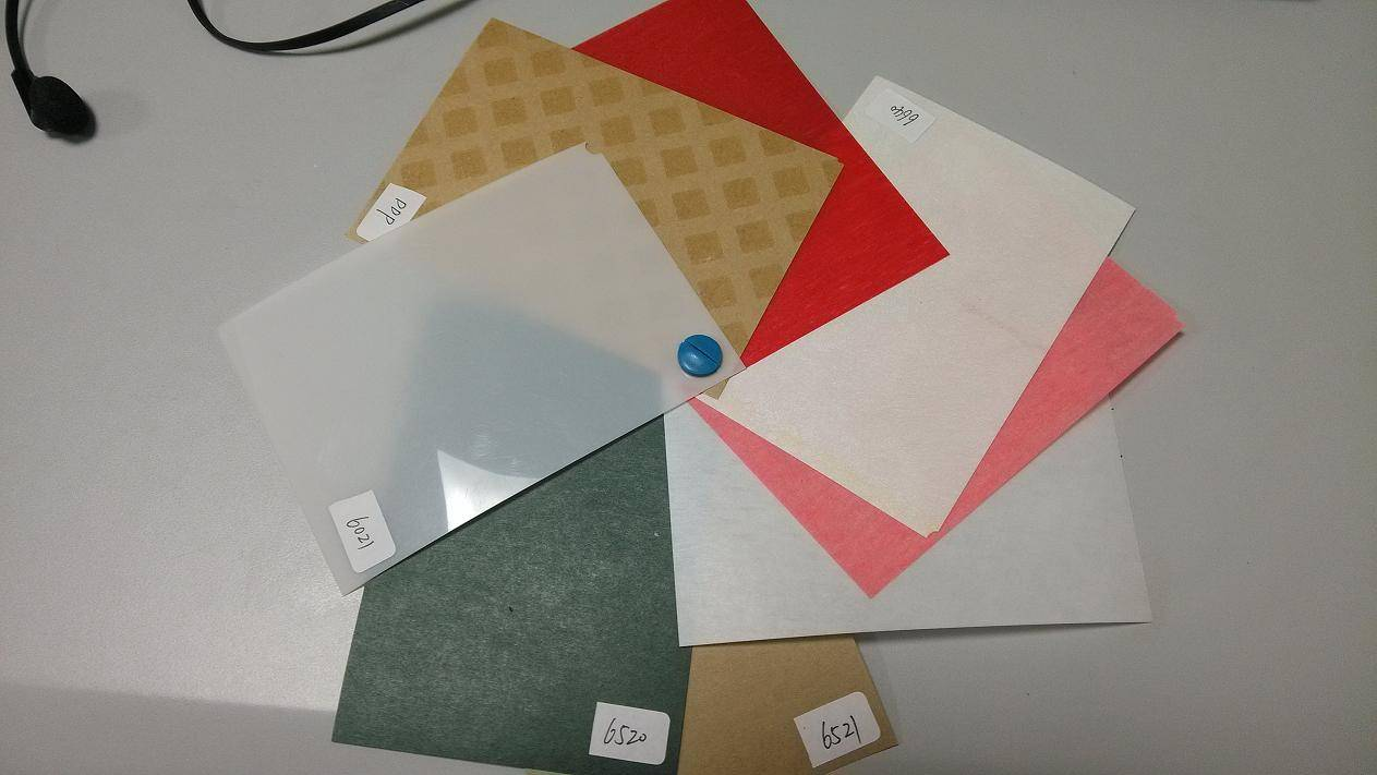 6020/6021/6520/6521/6640/DMD/DDP/NMN/6641/6630 Electrical Insulation Paper & films