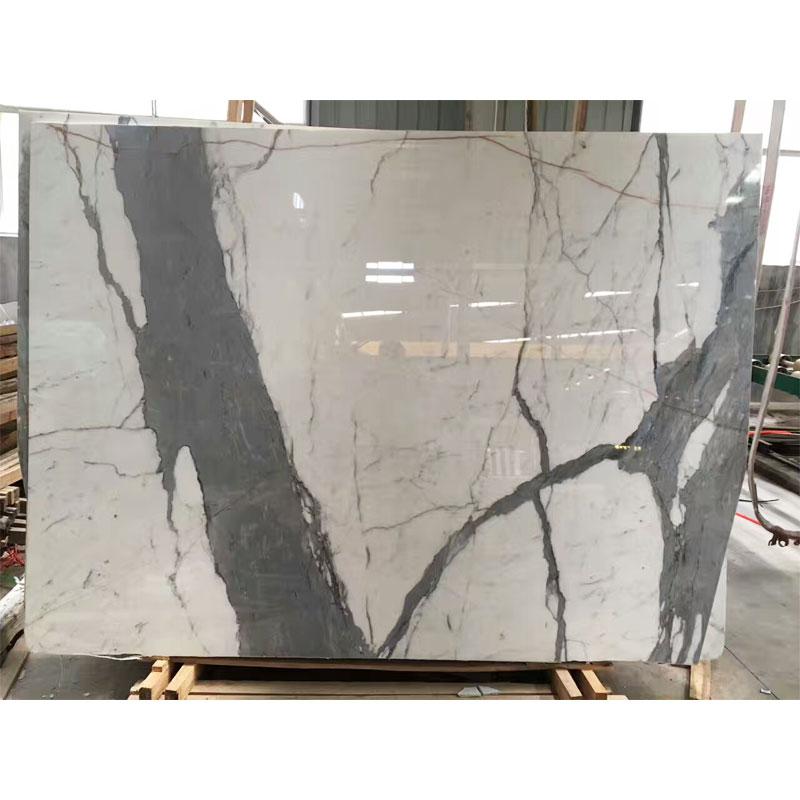 Statuario Extra Marble Slabs Italy White Marble