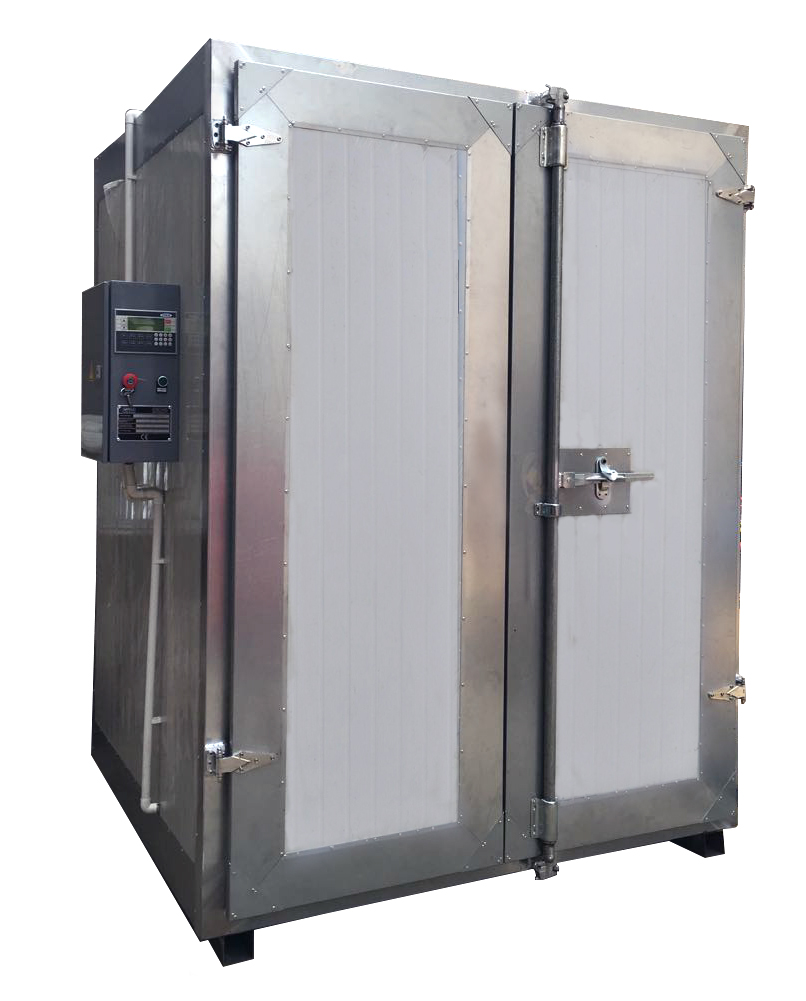 Quick Heated Electric Powder Coating Oven
