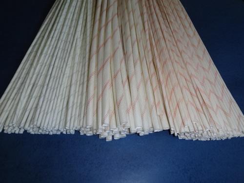 2715- Polyvinyl chloride resin(PVC) coated Fiberglass sleeving