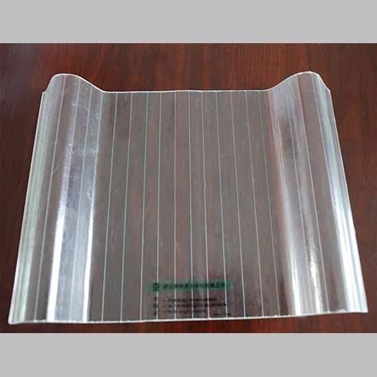 General Type Fibreglass Skylight Panel 301