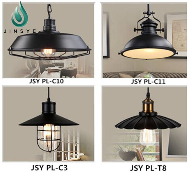 Decorative  cage pendant light